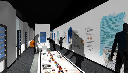 America's First Writers Museum Is Slated to Open in May