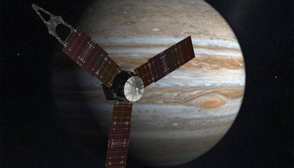 Juno Is Now Humanity's Furthest-Flung Solar-Powered Craft
