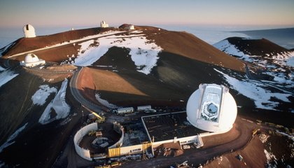 Court Revokes the Construction Permit for Contentious Hawaiian Telescope