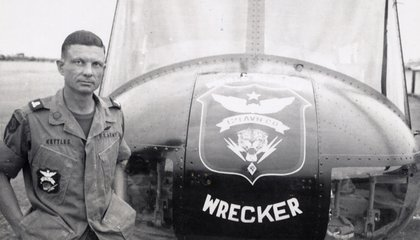 Vietnam Helicopter Pilot Awarded Medal of Honor Almost 50 Years Later