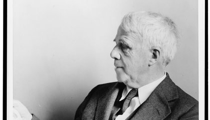 Listen to Robert Frost Read His Poems