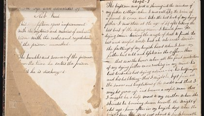The Earliest Memoir by a Black Inmate Reveals the Long Legacy of Mass Incarceration