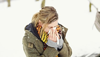 There is A Scientific Reason That Cold Weather Could Cause Colds