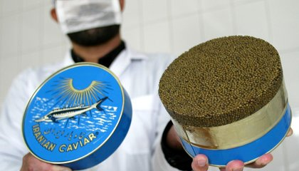 Eased Sanctions Could Mean a Comeback for Iranian Caviar