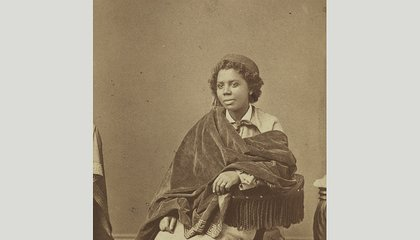 Google Doodle Sculpts a Tribute to Pioneering Artist Edmonia Lewis