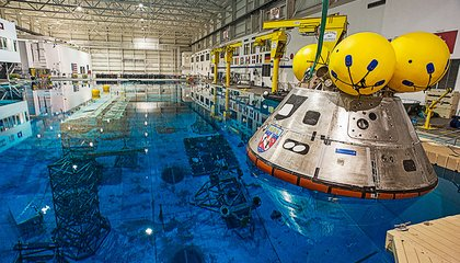 Preparing for the Next Step in Manned Spaceflight