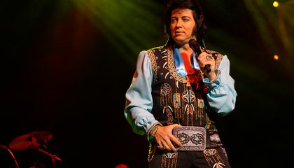 Go Behind the Scenes at America's Most Lucrative Elvis Presley Tribute Contest