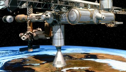 This Robotic Arm Is About To Repair Itself in Space