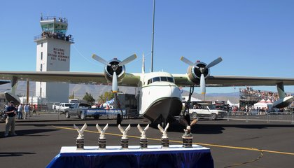 Historic Airplane Competition To Skip Reno, But There's Always Next Year