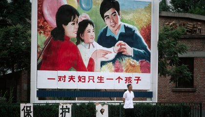 China Says It Will End One-Child Policy