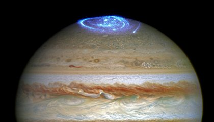 Catch the Solar System's Best Light Show With New Images of Jupiter's Auroras