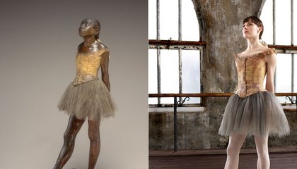 "The True Story of the Little Ballerina Who Influenced Degas' ""Little Dancer"""