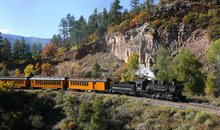 Railroading the Rockies photo
