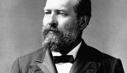 Spoons Stolen from President Garfield's Tomb