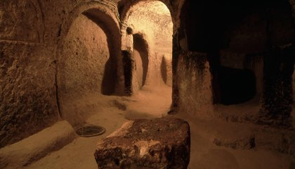 Archaeologists Unfold World's Largest Underground City in Turkey