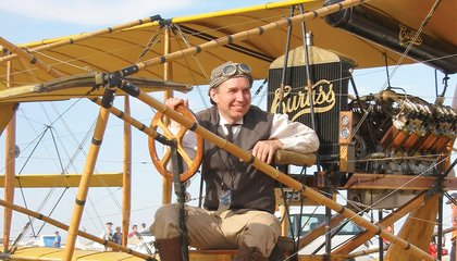 Ten Antique Airplanes and the Pilots Who Dare to Fly Them