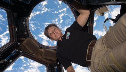 Astronaut Peggy Whitson Breaks NASA Record for Most Days in Space
