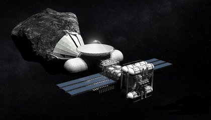 The Extraterrestrial Commodities Market