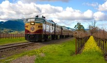 Railroading in California photo