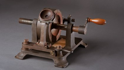 Until Now, There Was No Play Button for the Recordings Bell and Edison Made in their Lab