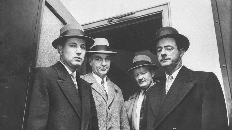 When the detectives (after a 1957 arrest) nabbed Metesky, his sisters protested that