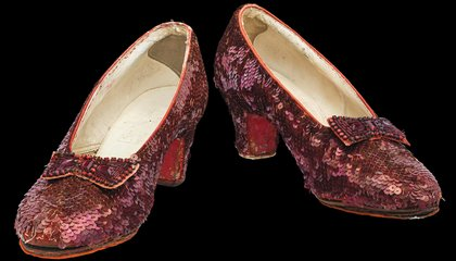 How Dorothy's Ruby Slippers Came to the Smithsonian