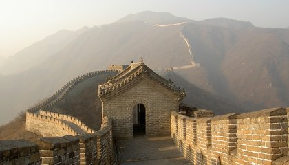 Sticky Rice Mortar, the View From Space, and More Fun Facts About China's Great Wall