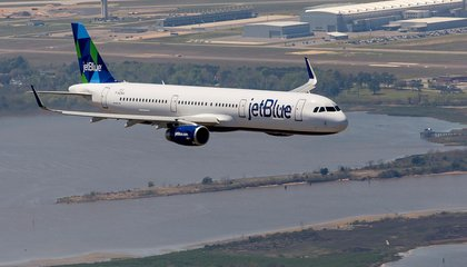 Airbus Delivers Its First Passenger Jet Built in the U.S.