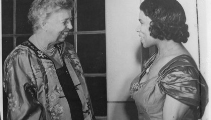 Marian Anderson: Freedom Singer and Mentor To Generations