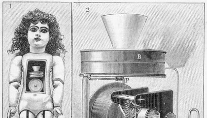 Listen to the Newly Reconstructed, Very Creepy Voices of Thomas Edison's Dolls