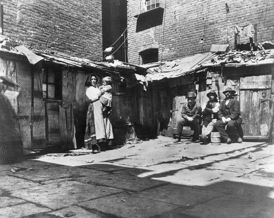 the conditions of new york citys immigrants in how the other half lives by jacob riis For more jacob riis photographs from the era of how the other half lives, see this visual survey of the five points gangs then, see what life was like inside the slums inhabited by new york's immigrants around the turn of the 20th century .