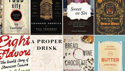 The Best Books About Food of 2016
