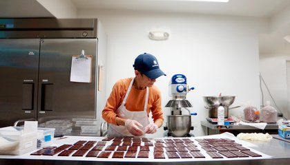D.C.'s Artisan Chocolate Makers Show Off Their Sweet Labor of Love