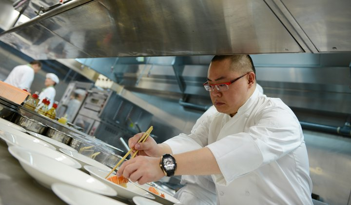 A Conversation With Master Chef Tony Lu