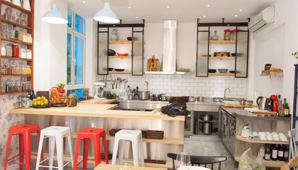 For Your Next Party, Rent a Kitchen the Size of Your Apartment
