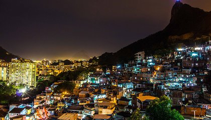 Mapping Rio's Favelas