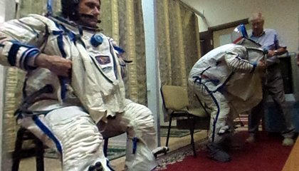 Behind the Scenes at the Cosmonaut Training Center