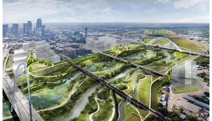 Dallas Proposes the Country's Largest Urban Park