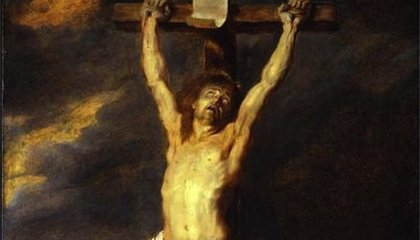 Some Visions of the Crucifixion Aren't T-Shaped