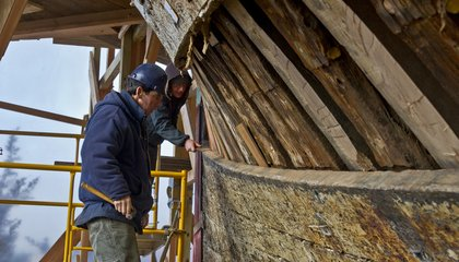 For the First Time in 93 Years, a 19th-Century Whaling Ship Sets Sail