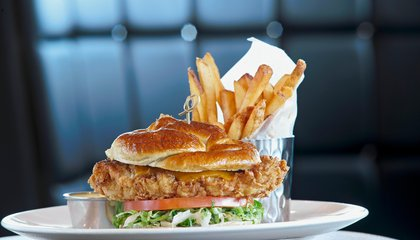 U.S. Court Says A Chicken Sandwich Can't Be Copyrighted