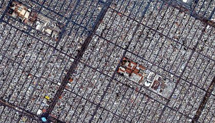 Is the World Empty? Or Overcrowded? It's Both