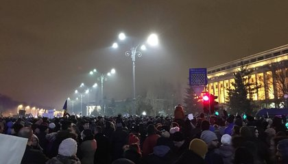 Why Romanians Took to the Streets This Weekend