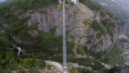 Look Down If You Dare: 14 of the World's Most Terrifying (and Beautiful) Glass Skywalks