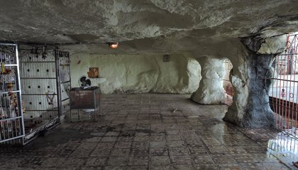 Archaeologists Are Trying to Digitally Preserve an Ancient Cave Before It's Demolished