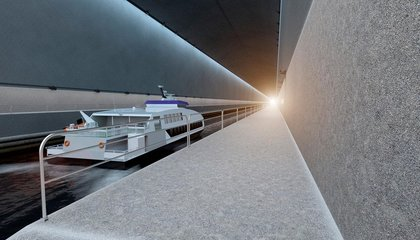Norway Proposes World's First Mile-Long Tunnel for Ships