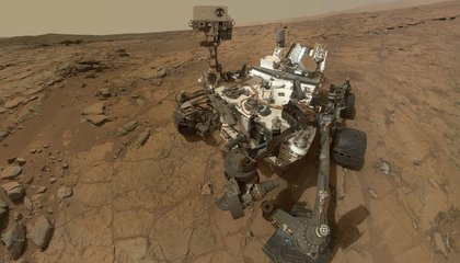 Mystery Solved: Mars Has Nitrates