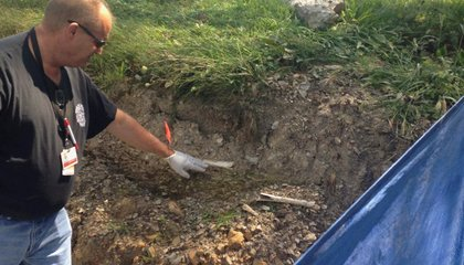 Human Bones Found Near Pennsylvania Highway Could Be From the 1918 Flu