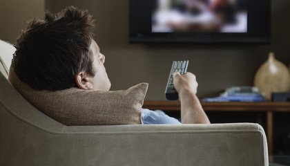 Streaming a Movie Uses Less Energy Than Watching a DVD
