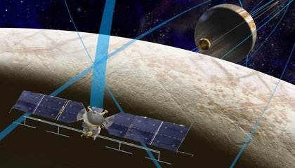 Life Detection Experiment Might Be Added to Europa Mission